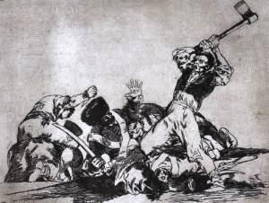 los horrores de la guerra Goya